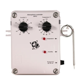 Atmosphere Controller, Independent Temp & Humidity, 15 Amp @ 120vac