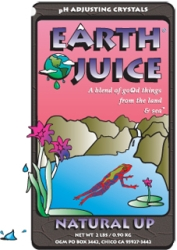 Earth Juice Natural Up 8 Pound