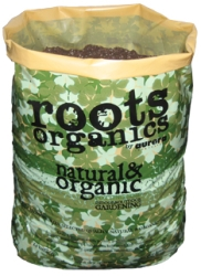 Roots Organics Soil 1.5 cu ft pallet of 60