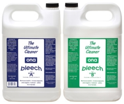 Ona Bleech A & B Set, Gallon