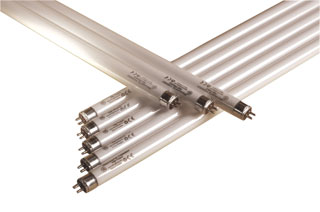 GE Starcoat 4 Ft T5 6500K Fluorescent Tube pack of 4