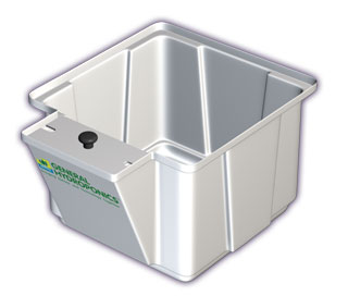 "Good to Grow 5 Gallon Reservoir - Footprint 15""x18""x11"""
