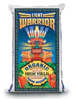 Light Warrior Soilless Mix, 1 cubic feet pallet of 75