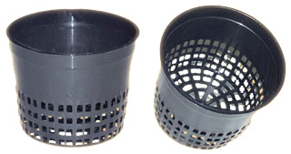 Future Harvest 5 inch Net Pot with mesh bottom