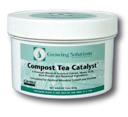 Growing Solutions Compost Tea Catalyst 9lb.