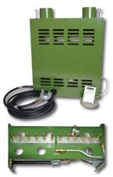 Gas Pro 6 LP Generator W/CO2 400 Controller