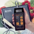 Hanna HI 9813-6 - Waterproof pH/EC/TDS/Temperature Meter with pH Electrode Diagnostic image 1