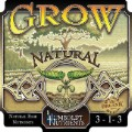 Grow Natural - Organic Nutrient - 16 oz. image 1