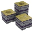 "Grodan 3""x3""x2.5"" With Hole Case of 384 image 1"