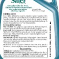 Safer Caterpillar Killer Conc. 16 oz image 1