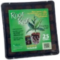 Root Riot 25 Cube Tray with Clonex Gel image 1