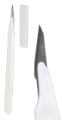 Super Sprouter Sterile Disposable Scalpel (10/Cs) image 2