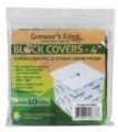 Grower's Edge Block Covers 4 in (40/Pack) image 1