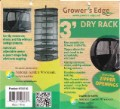 Grower's Edge Dry Rack 3ft W/Zipper Opening image 3