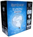 Hurricane 16in Wall Mount Oscillating Fan image 2