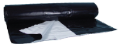 Berry Plastics Black/white Poly Sheeting - 5 Mil 40 Ft X 100 Ft image 1