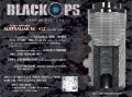 Black Ops Carbon Filter 4 in x 12 in 200 CFM image 1