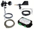 Agrowtek GrowControlTM Wind Sensor Kit with Weather Transmitter image 1