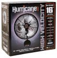 Hurricane Pro High Velocity Oscillating Metal Wall Mount Fan 16 in image 1