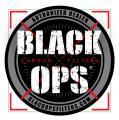 Black Ops Double Sided Window Cling image 1
