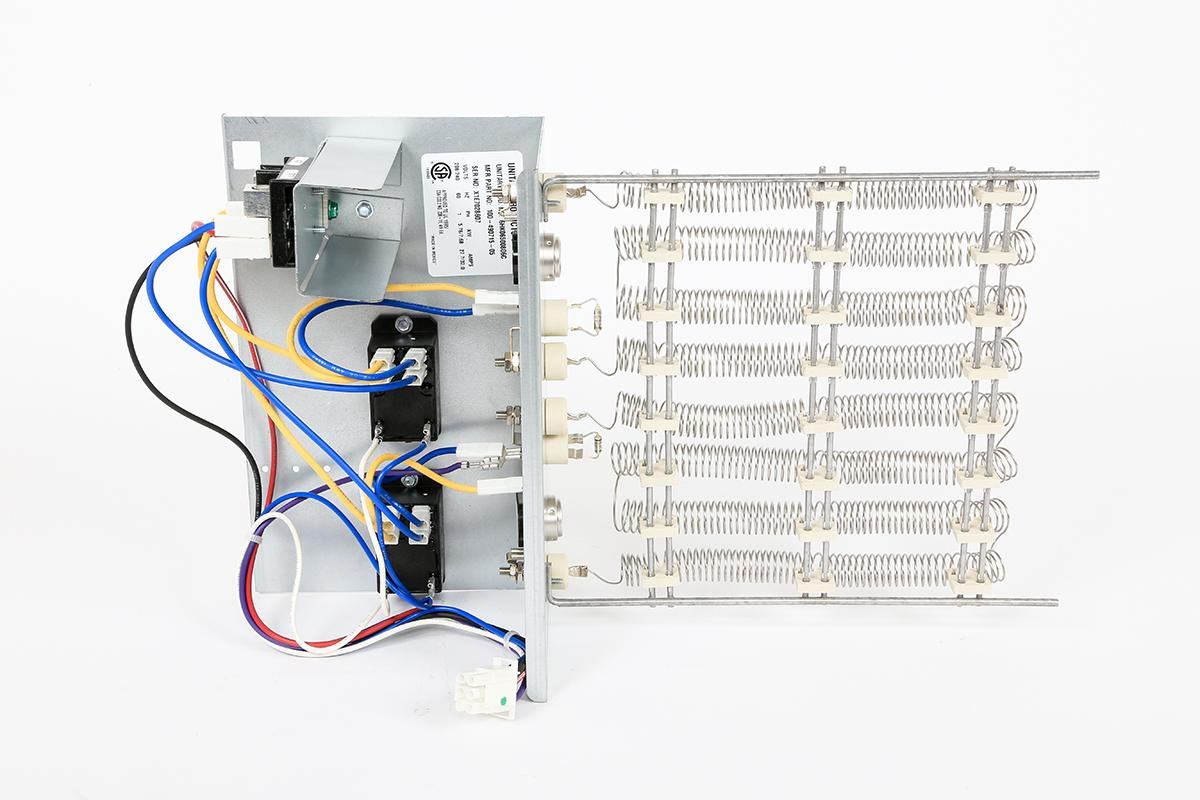 Ideal Air Electric Heat Strip W Out Circuit Breaker 7 Kw 208 230 Volt Home Wiring