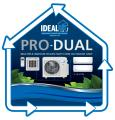 Ideal-Air Pro-Dual Window Cling image 1
