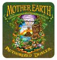 Mother Earth Window Cling image 1