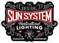 Sun System (The Original) Window Cling image 1