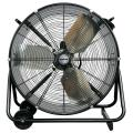 Hurricane Pro Heavy Duty Adjustable Tilt Drum Fan 24 in image 1