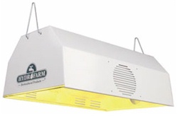1000 Watt Metal Halide Daystar Reflector Grow Light System