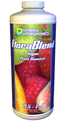 FloraBlend Vegan Compost Tea Quart