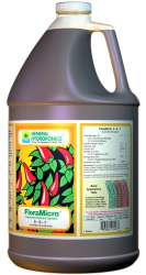 FloraMicro Nutrient Gallon