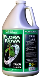 GH FloraNova Grow Gallon (4/Cs)
