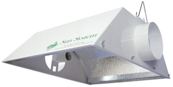 400 Watt Sodium/Halide Switchable Cool Sun Grow Light System