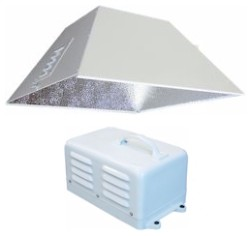 1000 Watt Metal Halide Sun Gro Grow Light System