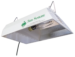 400 Watt High Pressure Sodium Sun System 2 Grow Light