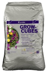 Grodan Growcubes 6 Cubic Feet, 3 bags of 2 cu ft