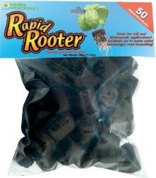 Rapid Rooter Grow Plugs - 50 Bag
