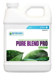 Pure Blend Pro Grow Quart