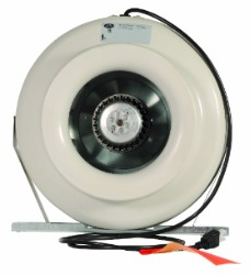 "4"" Can Fan 123 CFM - RS 4"