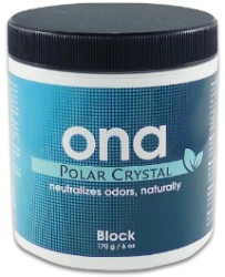 Ona Block Polar Crystal 6 Ounces