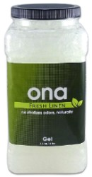 Ona Gel Fresh Linen 1 Gallon Jar