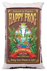 Happy Frog Potting Soil 2 cubic feet pallet of 46