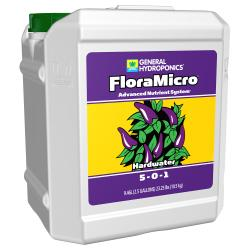 Hardwater FloraMicro Nutrient 2.5 Gallon
