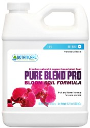 Pure Blend Pro Bloom Soil Formula Quart