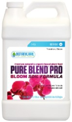 Pure Blend Pro Bloom Soil Formula Gallon