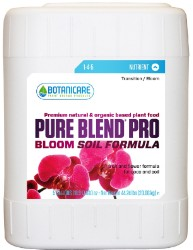 Pure Blend Pro Bloom Soil Formula 5 Gallon