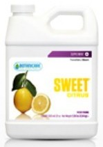 Sweet Carbo Citrus Quart