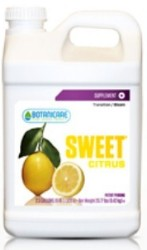 Sweet Carbo Citrus 2.5 Gallon