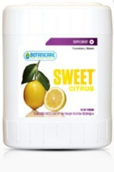 Sweet Carbo Citrus 5 Gallon